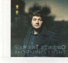 (FT950) Rupert Stroud, Morning Light - 2014 DJ CD
