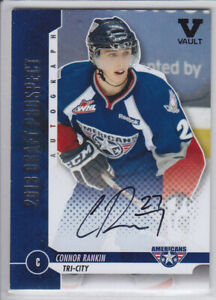 2015-16-ITG-FINAL-VAULT-13-14-DRAFT-PROSPECTS-CONNOR-RANKIN-AUTO-BLACK-Americans