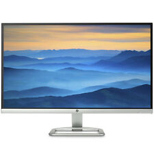 HP 27es LED-Monitor 27 Zoll Full HD neigbar 7ms HDMI VGA NEU