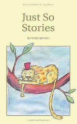 "1 of 1 - ""AS NEW"" Kipling, Rudyard, Just So Stories (Children's Classics), Book"