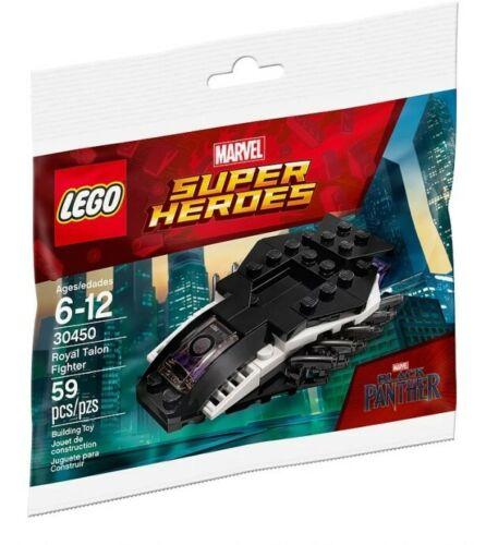 Lego Marvel Super Heroes Royal Talon Fighter 30450 Polybag BNIP