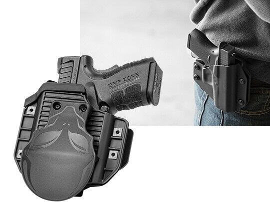Alien Gear Holsters Cloak Mod OWB Paddle Holster (Outside the waistband)