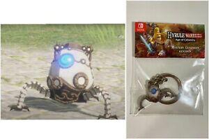 NEW Hyrule Warriors Age of Calamity Mystery Guardian Keychain - Switch, Zelda