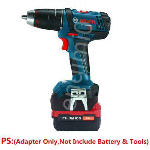 Details about  /1PCS PORTER-CABLE 20V PCC685L Li-ion Battery To BOSCH 18V CORDLESS TOOLS ADAPTER