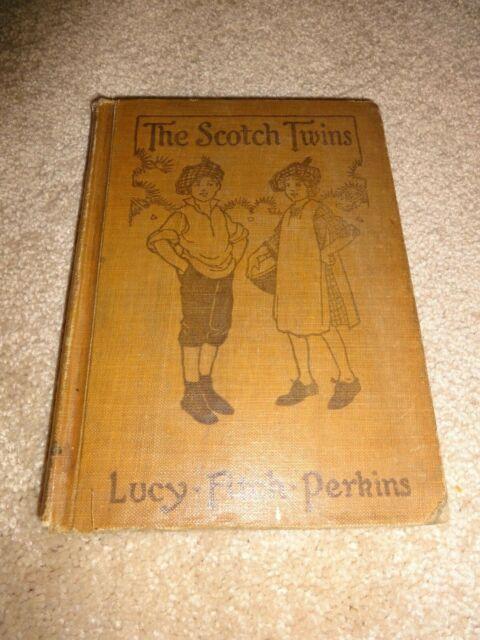 Vintage 1919 Book