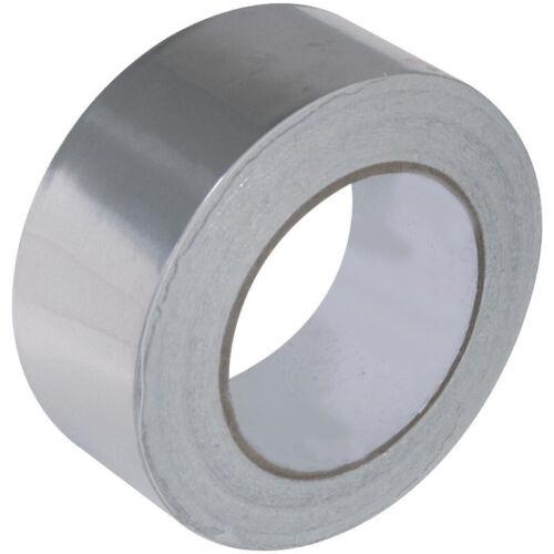 Aluminium Silver Foil Tape 100mm x 45m