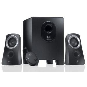 Logitech-Z313-3-Piece-2-1-Channel-Multimedia-Speaker-System-Black-Silver
