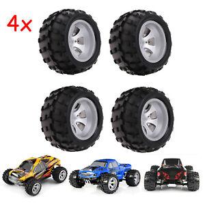 4pcs-Rechts-Rad-Reifen-Radfelge-fuer-1-18-WLtoys-A979-A979-A-A979-B-RC-Crawler