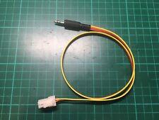 Stereo Cable Mini Jack Sega NVS 4000/Ampli Stereo New Astro City Borne Arcade
