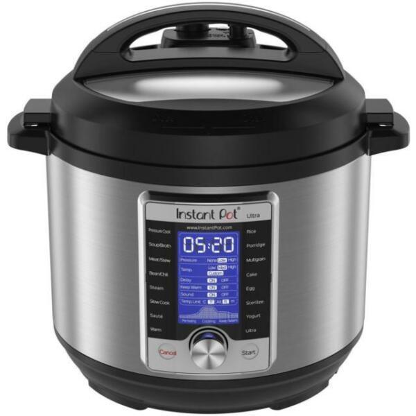 Best Pressure Was Cost 199.99$ Original Instant Pot Max 6-Quart Programmable