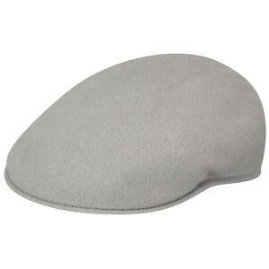 231d42c68 Details about KANGOL Hat 504 Wool Flat Beret Ivy Cap Winter 0258BC  Grey-Ether Sizes: S - XL