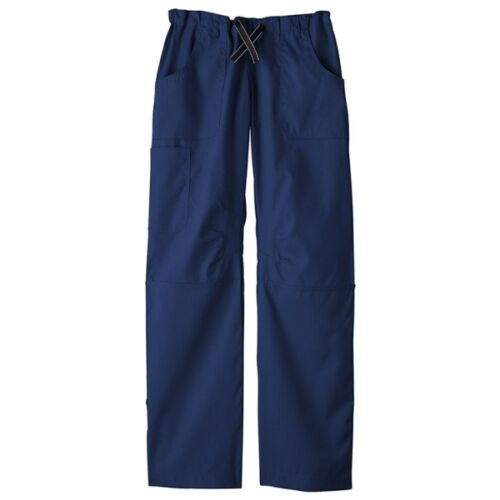 NWT 14276 White Swan Women/'s Six-Pocket  Nursing Scrub Pant