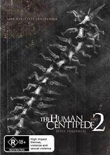 The Human Centipede 2 (DVD, 2012) EX-Rental