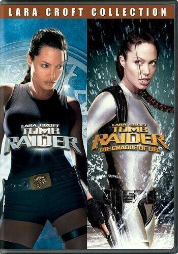 Lara Croft Tomb Raider 1 2 Movie Collection For Sale Online Ebay