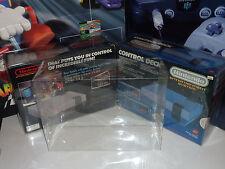 nintendo entertainment system nes plastic console box protector