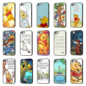 super popular 586d5 3afe2 Details about WINNIE THE POOH DISNEY PIGLET TIGGER QUOTE PHONE CASE COVER  for iPHONE 5 6 7 8 X