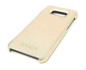 san francisco dd915 fd234 Details about Kate Spade New York Samsung Galaxy S8+ Plus Wrap Case  Saffiano Rose Gold