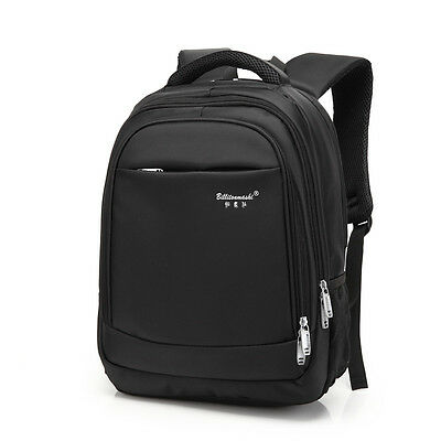 Laptop Backpack Computer Notebook Business Bag Men Travel Waterproof Fashion