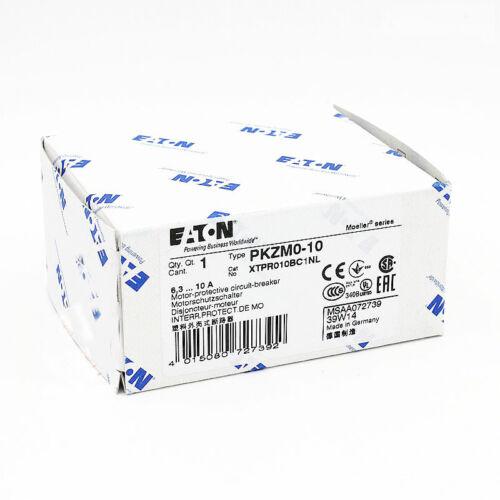3 Pôle Eaton Moeller PKZM 0-6.3 Thermique Magnétique Disjoncteur 6.3 A