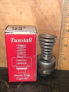 TUNSTALL STEAM TRAP CAPSULE TCBJ 1013 New Old Stock. | eBay