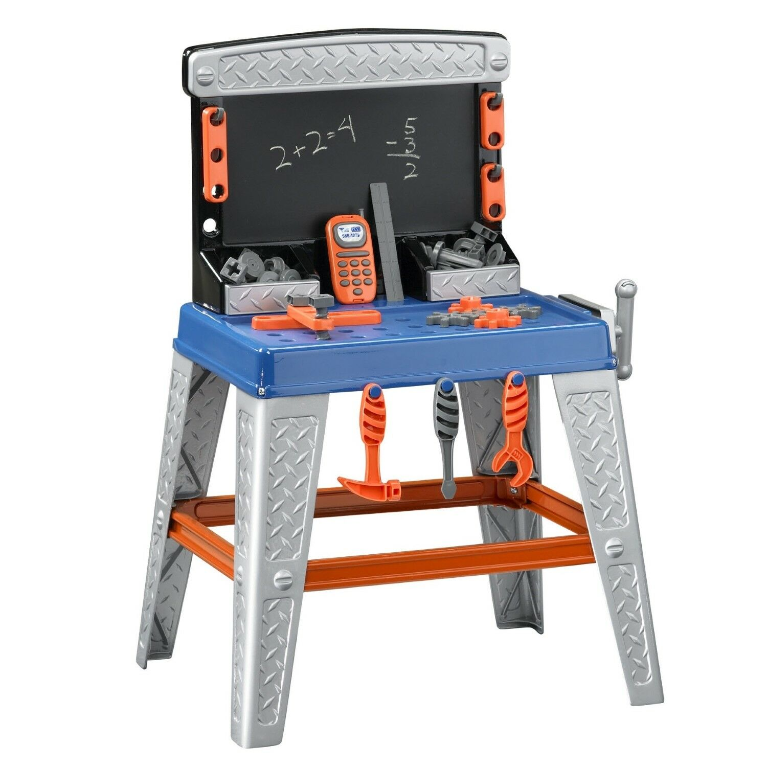 My Very Own Tool Bench Kids Kids Kids Learning Toys Mechanic Tool Play Set Playing Games 93e737