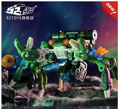 New 52Toys BEASTBOX BB-16 BB16 Kanibal Action Figure Toy in stock