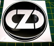 1 CLASSIC OZ Racing domed wheel centre 77mm Diameter
