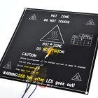 RepRap 3D Printer Heatbed MK2B 12V 24V PCB Hot Plate Heat Bed For Prusa Mendeloo