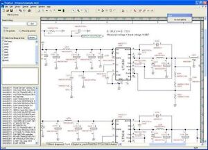 TinyCAD (Electrical Circuit Diagram CAD Software) for Windows ...
