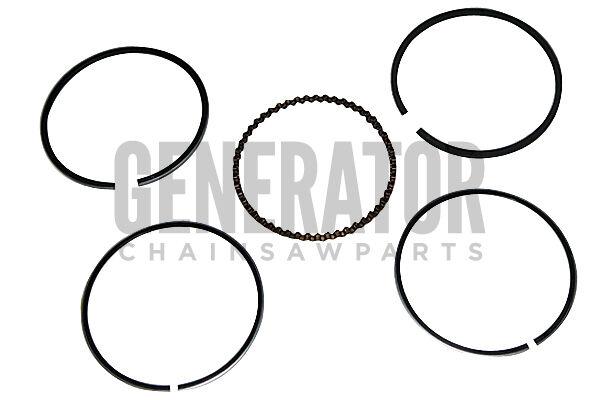 Piston Ring 52mm Parts For Gas Honda G100 Engine Motor Generator
