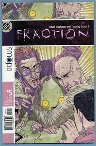 Fraction-5-2004-David-Tischman-DC-Focus-Comics