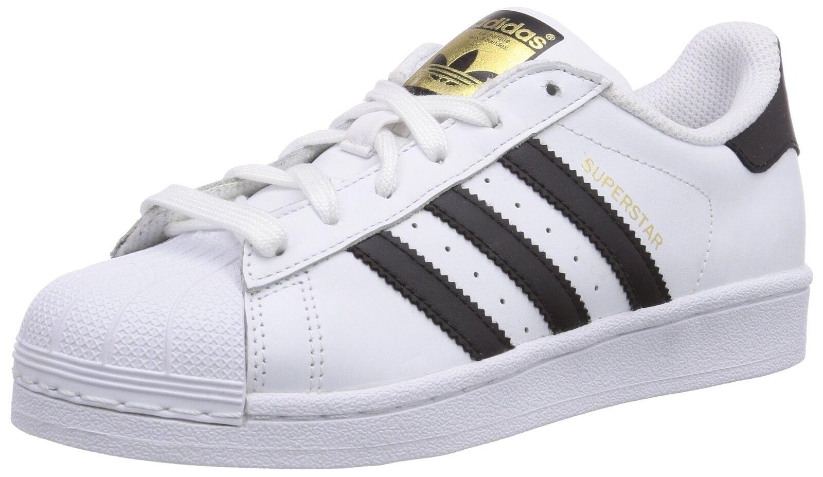 Adidas Originals Men's Superstar Casual Sneaker, White Core Black White, 13 M US