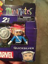 Marvel Minimates TRU Series 19 Quicksilver CHEAP Worldwide Ship