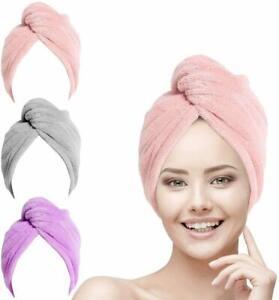 Serviette-Seche-Cheveux-Absorbante-Sechage-Rapide-Microfibre-Magic-Quick-Dry-X3