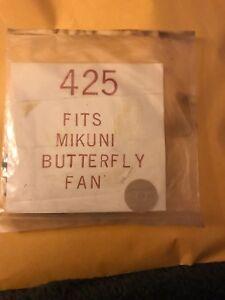 NEW gasket set Mikuni BNO Butterfly Carb Repair Kit 425