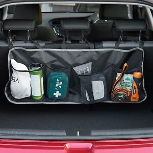 VonHaus-Heavy-Duty-Foldable-4-Pocket-Car-Boot-Trunk-Storage-Tidy-Organiser