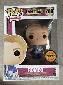 Romeo funko pop chase Edition