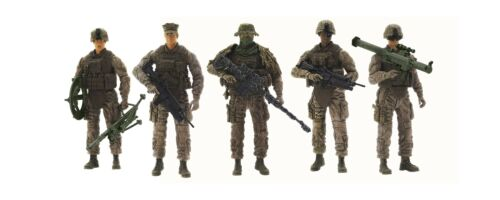 Elite Force Recon marine action figure