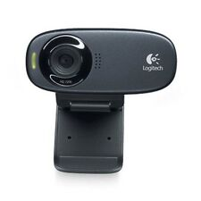 Logitech C310 HD 720p Webcam for Computer with Microphone