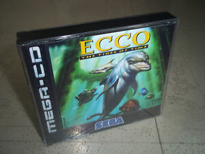 ECCO-THE-TIDES-OF-TIME-SEGA-MEGA-CD-PAL-EMPTY-REPLACEMENT-CASE-INLAYS-ONLY