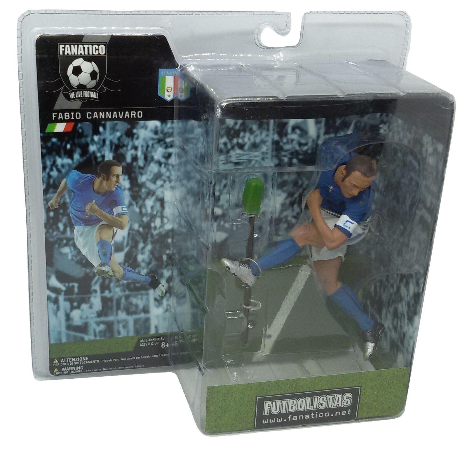 Fanatico 3D Figurine Azzurri Fabio Cannavaro Italie Coupe Du Monde