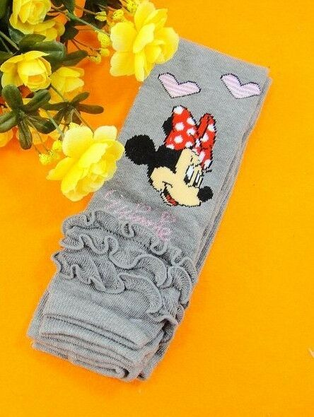 Kinder Mädchen Minnie Mouse Leggings Leggins Legings Legins Strumpfhose Hose