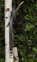 Steigbügelriemen, Wembley X-line Braun 150cm