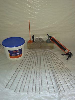 Masonry Crack Repair Helical Stitch Bar Stitching 6mm Repair Kit