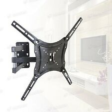 TV Wall Bracket Vesa Corner Mount Tilt Swivel for LCD LED Plasma  26 32 37 42 46