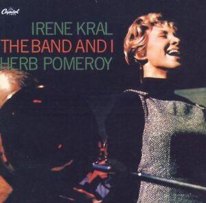 Irene-Kral-The-Band-and-i-Herb-Pomeroy-CD-NEU-OVP-SEALED