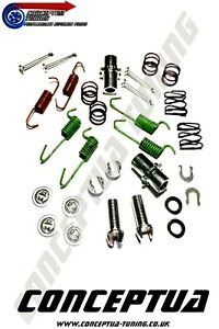 Rear-Handbrake-Shoe-Fitting-Kit-For-S13-200SX-CA18DET-Turbo