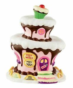 Dept 56 The Grinch Who-Ville Sweet Shop 4053063