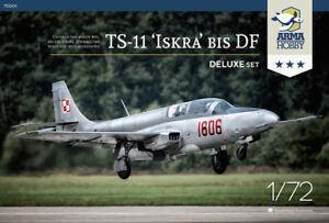 Arma-Hobby-1-72-PZL-TS-11-034-Iskra-034-bis-DF-deluxe-set-70001