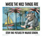 Where the Wild Things Are by Maurice Sendak (2012, Paperback, Anniversary)